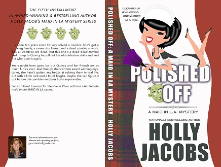 Polished Off, Holly Jacobs